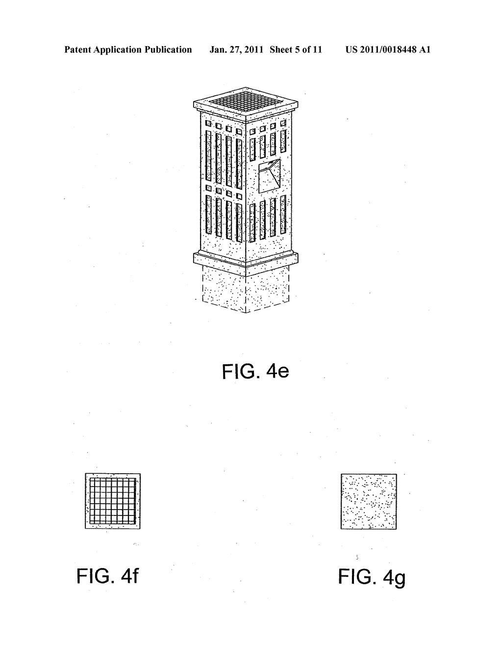 SYSTEM AND METHOD FOR AN OUTDOOR LIGHTING FEATURE WITH AN INTEGRATED SOLAR PANEL - diagram, schematic, and image 06
