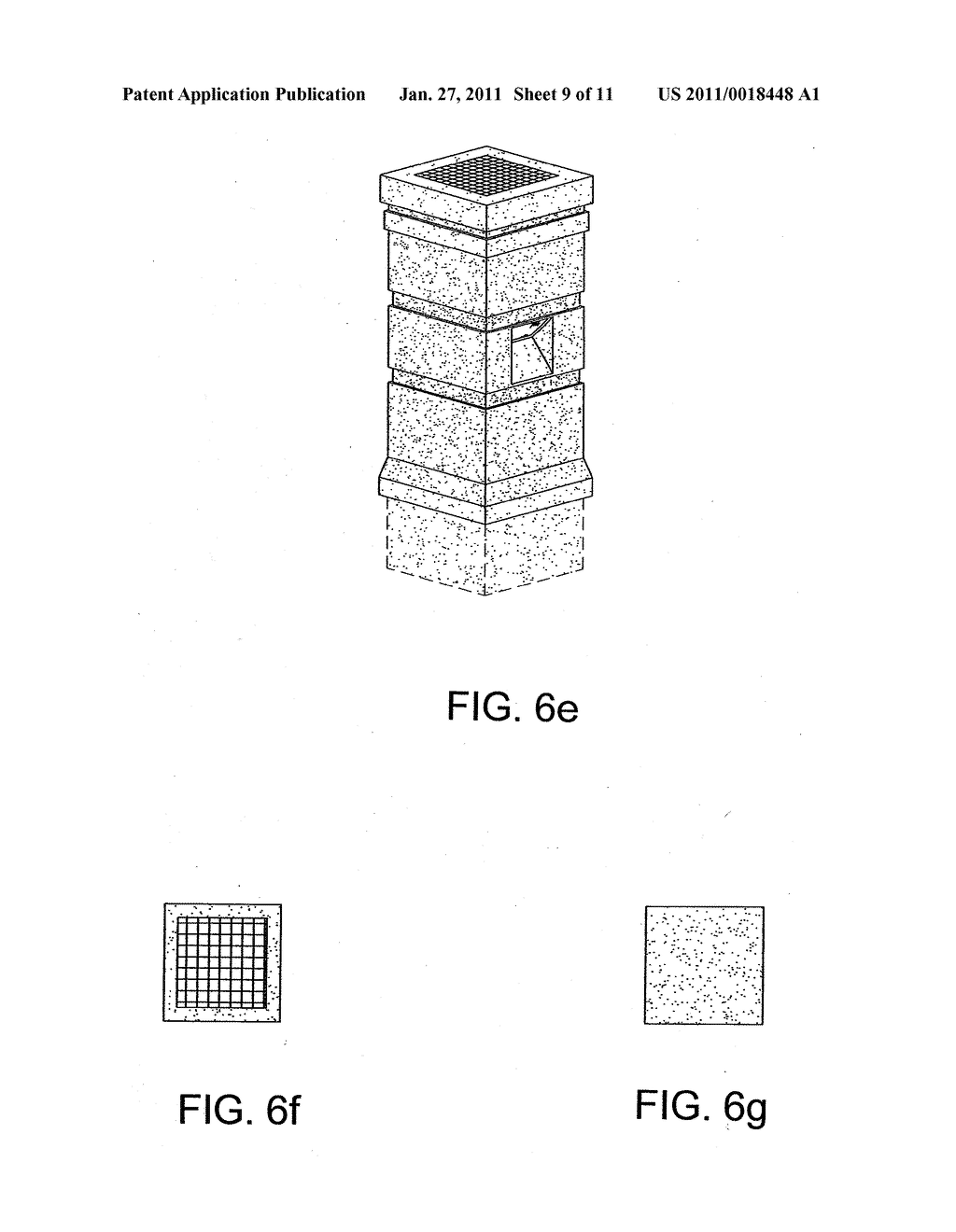 SYSTEM AND METHOD FOR AN OUTDOOR LIGHTING FEATURE WITH AN INTEGRATED SOLAR PANEL - diagram, schematic, and image 10