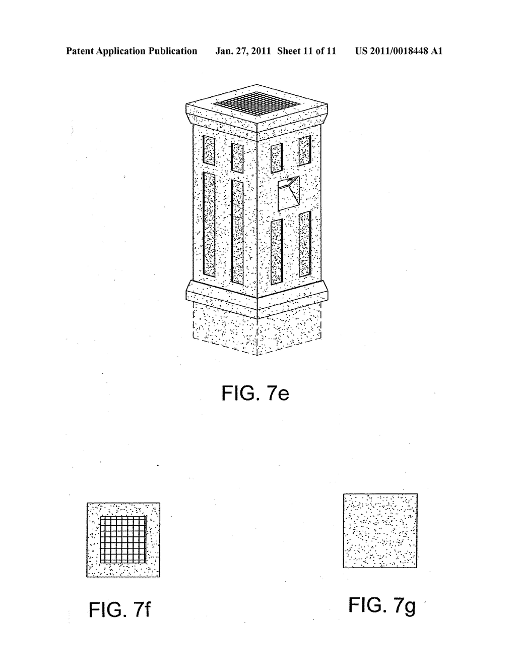 SYSTEM AND METHOD FOR AN OUTDOOR LIGHTING FEATURE WITH AN INTEGRATED SOLAR PANEL - diagram, schematic, and image 12