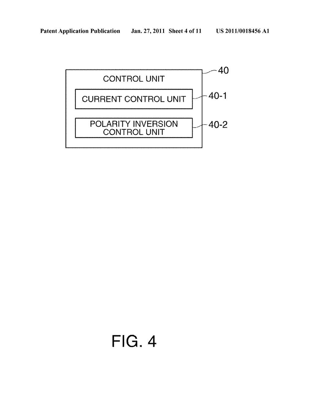DISCHARGE LAMP LIGHTING DEVICE, PROJECTOR, AND DRIVING METHOD OF DISCHARGE LAMP - diagram, schematic, and image 05