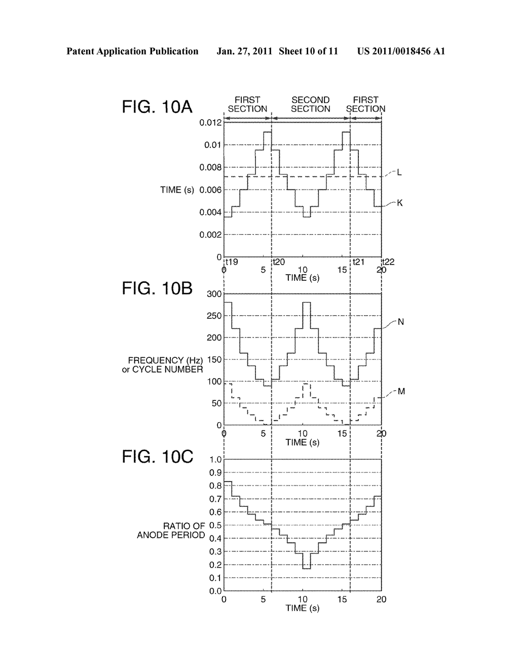 DISCHARGE LAMP LIGHTING DEVICE, PROJECTOR, AND DRIVING METHOD OF DISCHARGE LAMP - diagram, schematic, and image 11