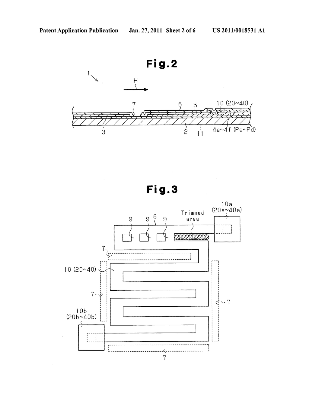 Magnetic Sensor and Method for Manufacturing Magnetic Sensor - diagram, schematic, and image 03