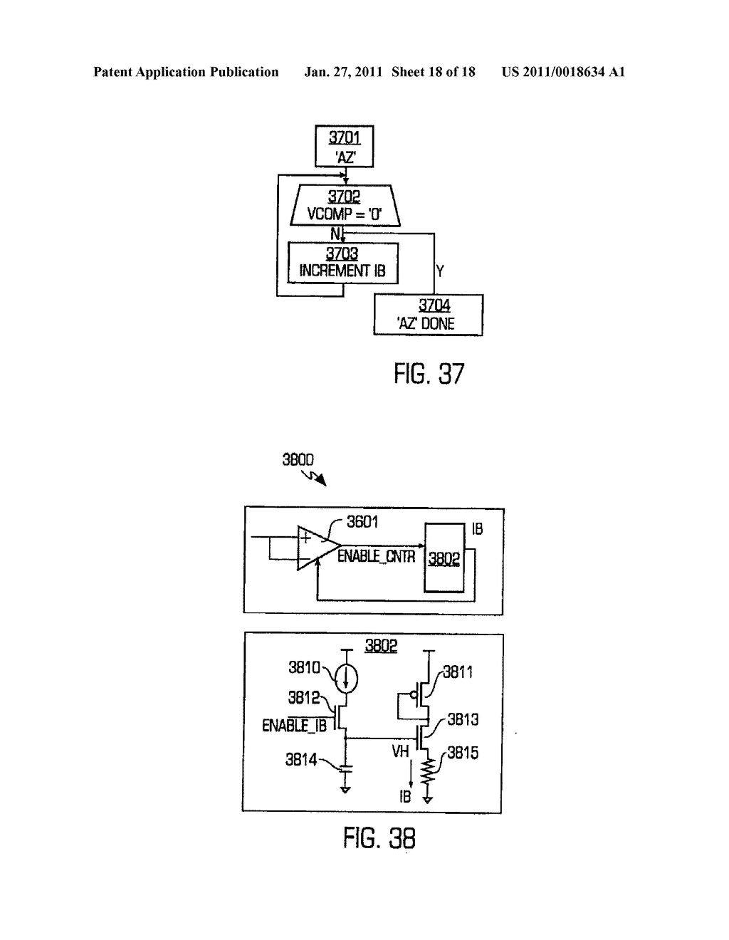 Method and Apparatus for Systematic and Random Variation and Mismatch Compensation for Multilevel Flash Memory Operation - diagram, schematic, and image 19