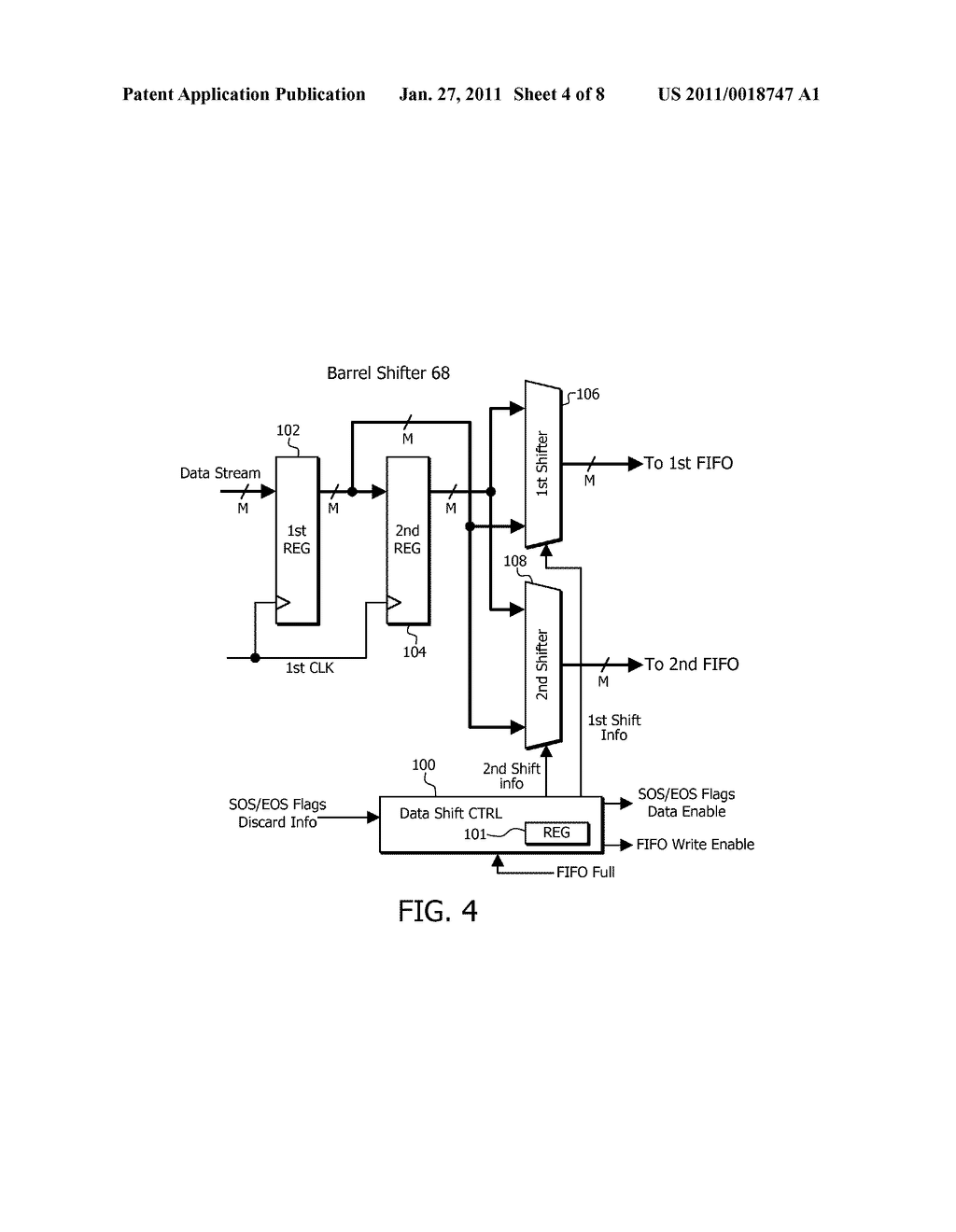 Data Generator Providing Large Amounts of Data of Arbitrary Word Length - diagram, schematic, and image 05