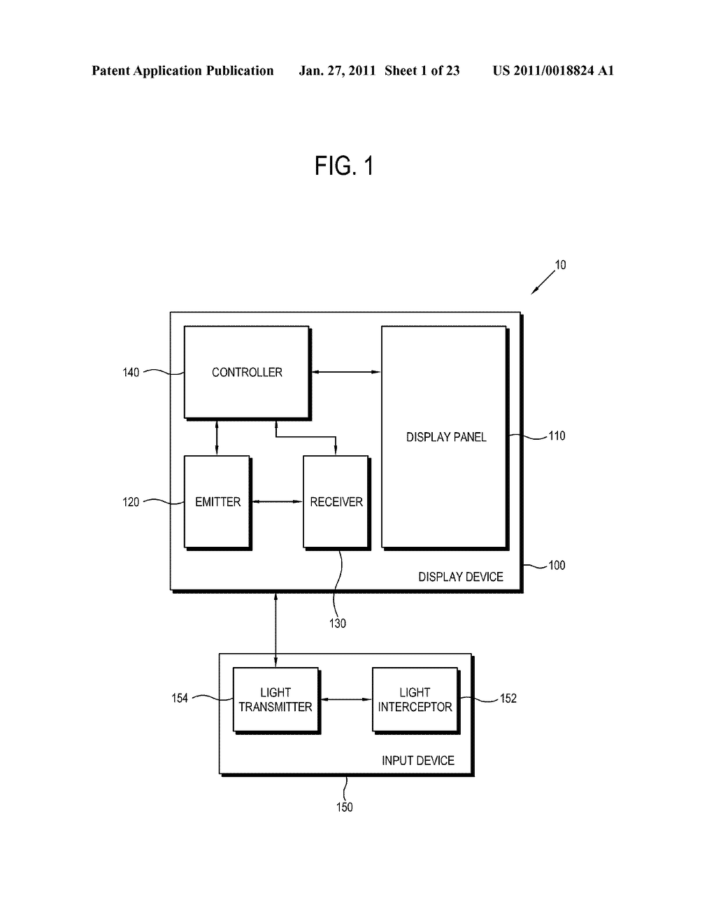 DISPLAY SYSTEM AND METHOD OF CONTROLLING THE SAME - diagram, schematic, and image 02