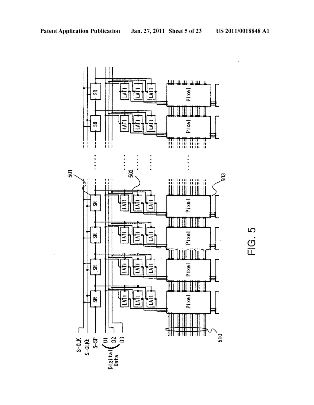 Liquid Crystal Display Device and Method of Driving the Same - diagram, schematic, and image 06