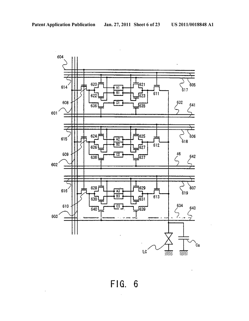 Liquid Crystal Display Device and Method of Driving the Same - diagram, schematic, and image 07