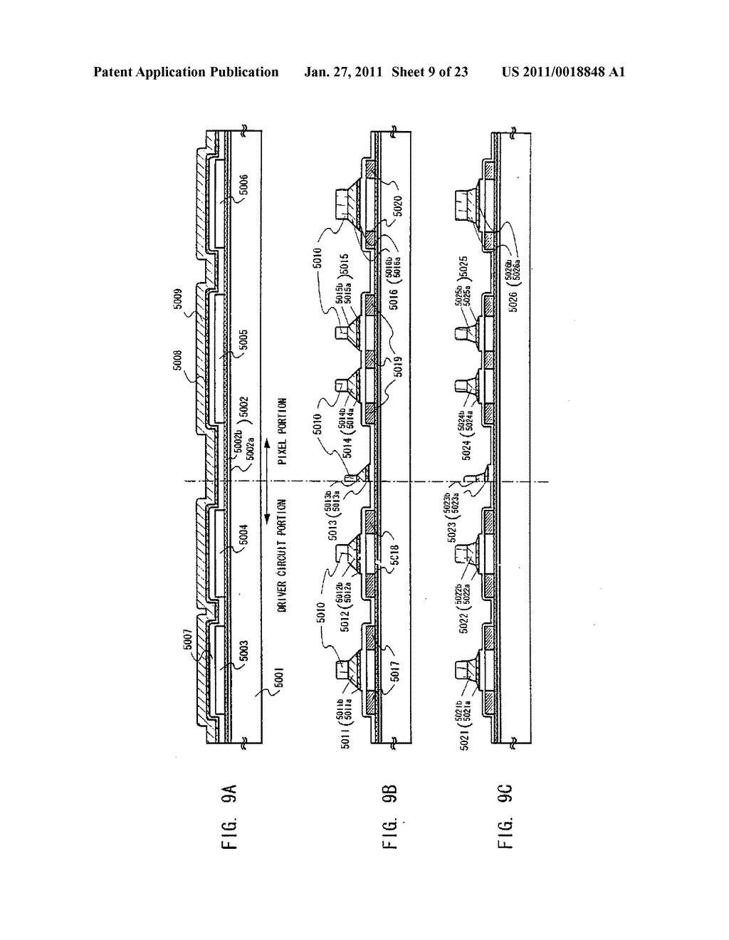 Liquid Crystal Display Device and Method of Driving the Same - diagram, schematic, and image 10