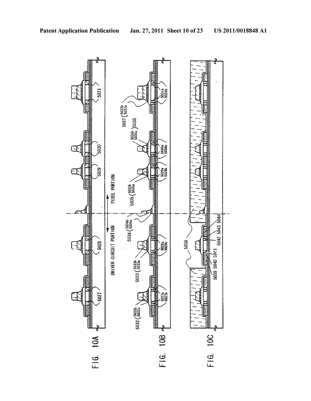 Liquid Crystal Display Device and Method of Driving the Same - diagram, schematic, and image 11