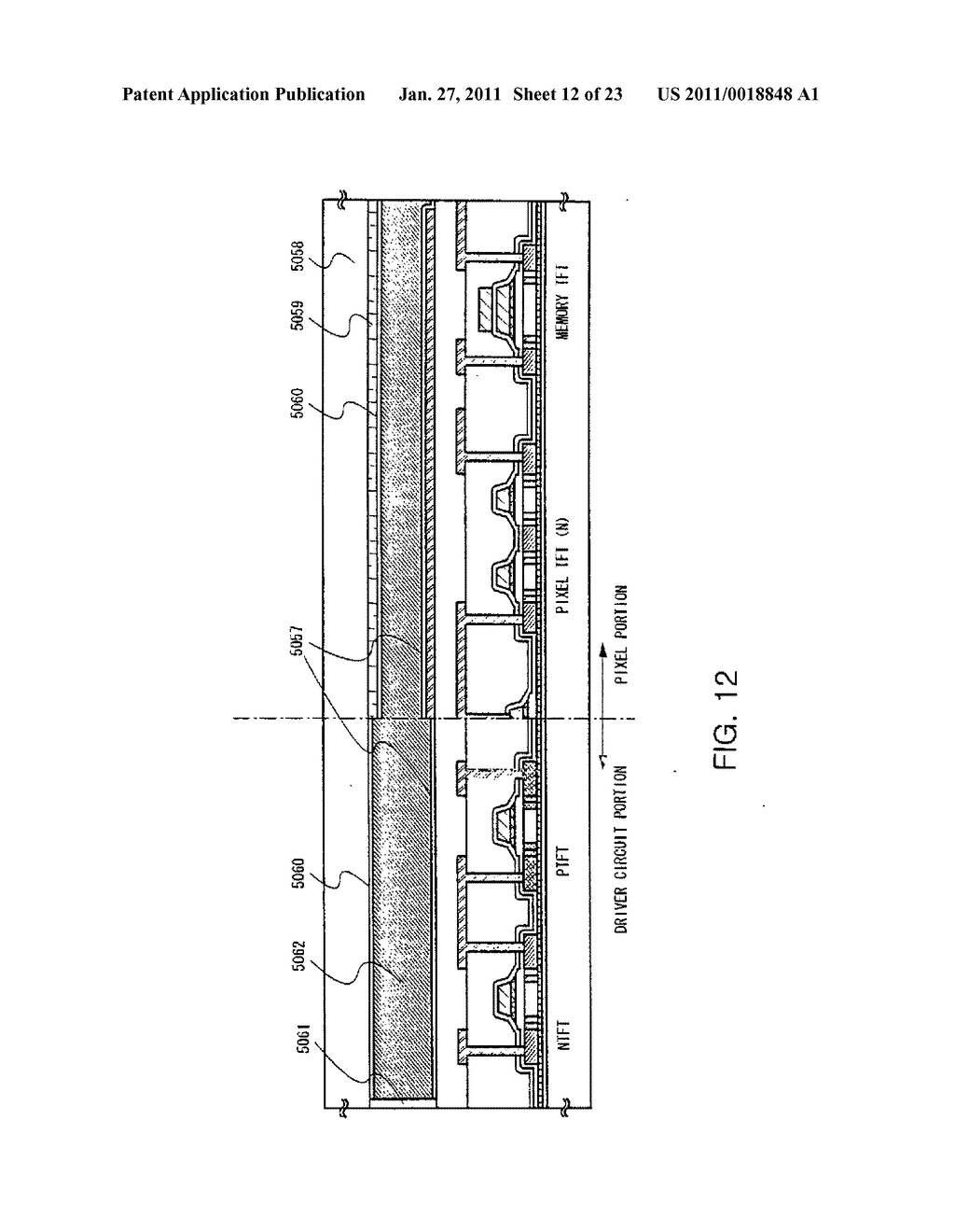 Liquid Crystal Display Device and Method of Driving the Same - diagram, schematic, and image 13