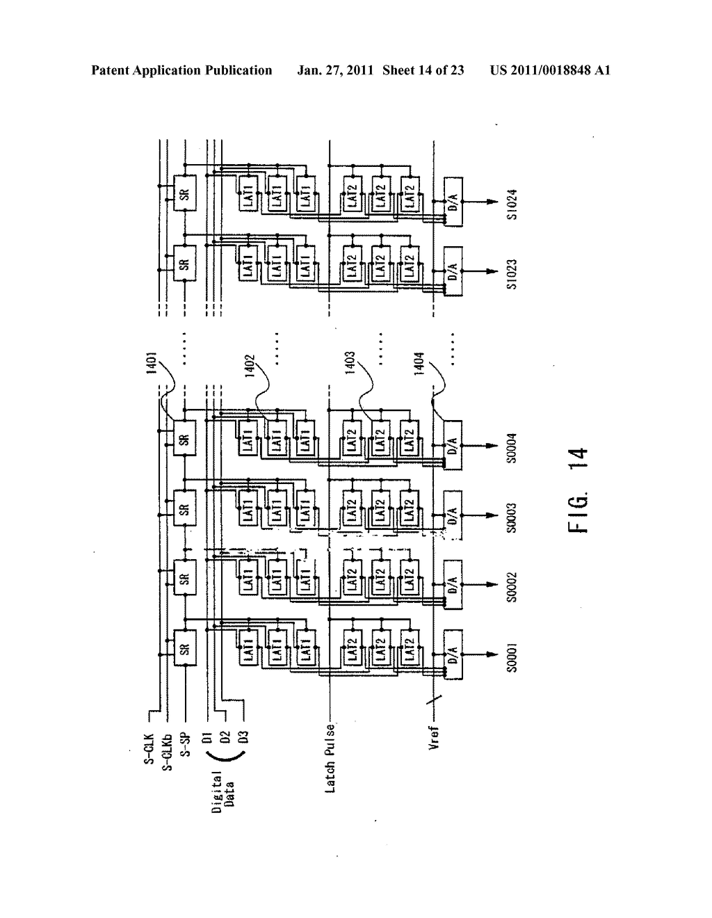 Liquid Crystal Display Device and Method of Driving the Same - diagram, schematic, and image 15