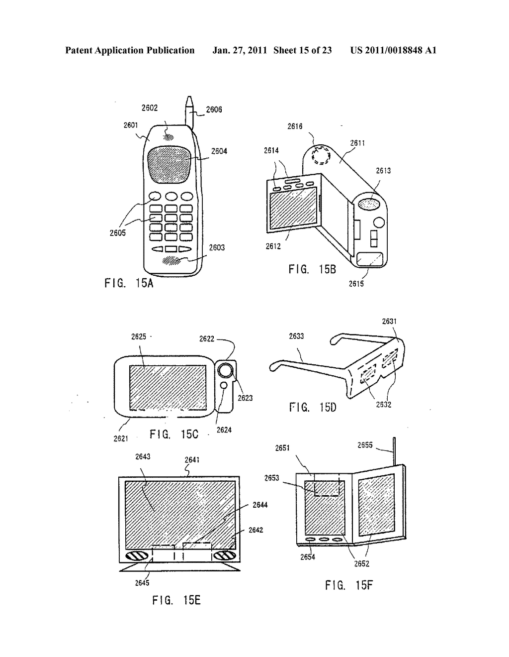 Liquid Crystal Display Device and Method of Driving the Same - diagram, schematic, and image 16