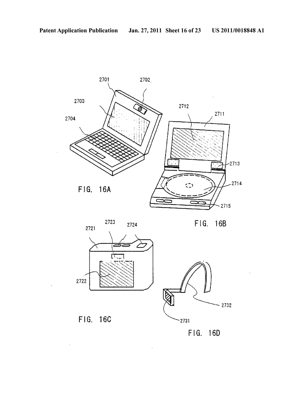 Liquid Crystal Display Device and Method of Driving the Same - diagram, schematic, and image 17