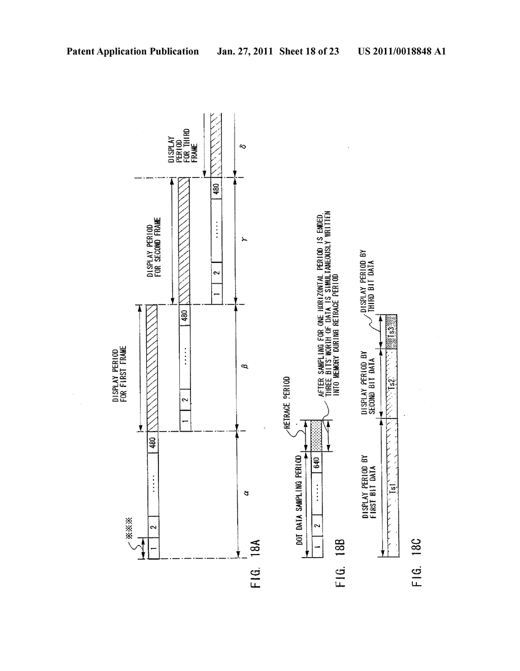 Liquid Crystal Display Device and Method of Driving the Same - diagram, schematic, and image 19