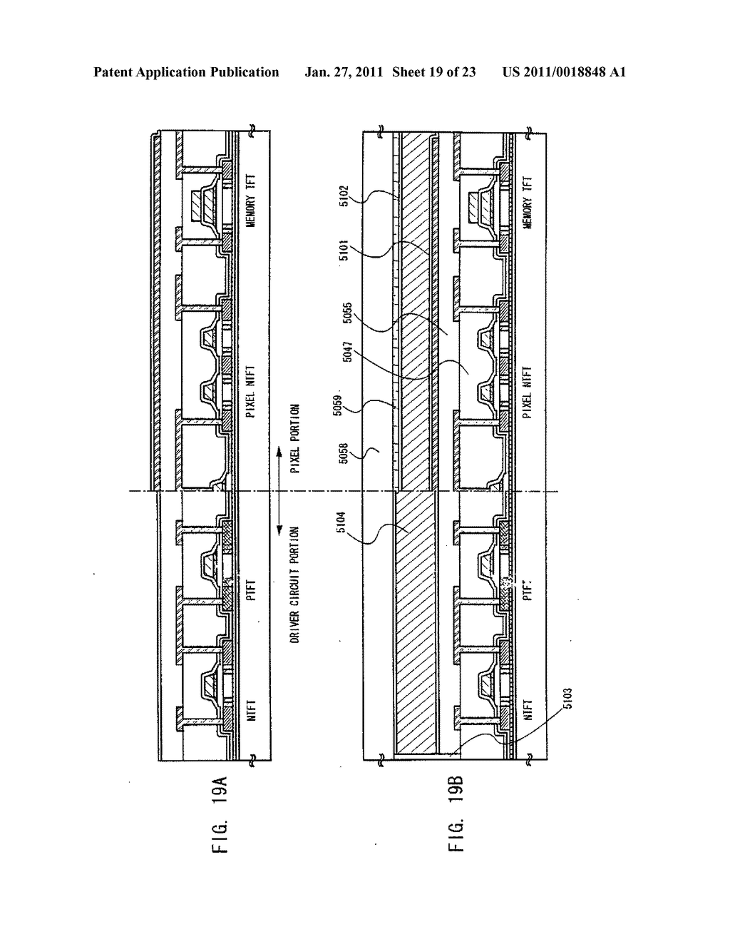 Liquid Crystal Display Device and Method of Driving the Same - diagram, schematic, and image 20
