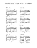 RECORDING ELEMENT SUBSTRATE, AND INKJET HEAD AND ITS PRODUCTION METHOD diagram and image