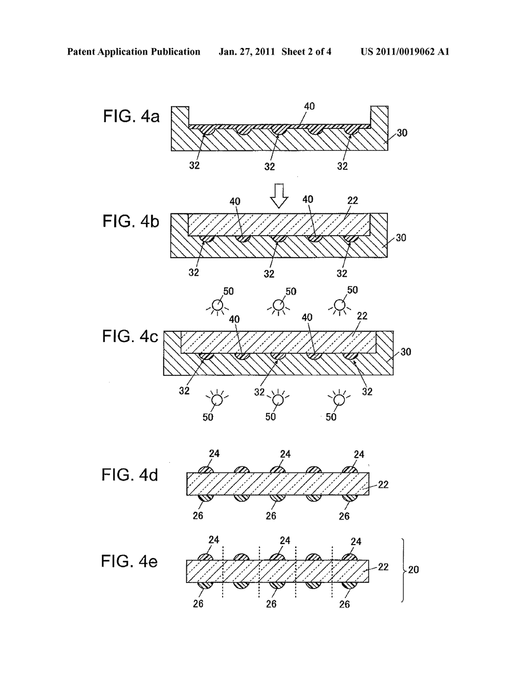 Optical Element Assembly, Image Pickup Module, and Method for Manufacturing Electronic Apparatus - diagram, schematic, and image 03
