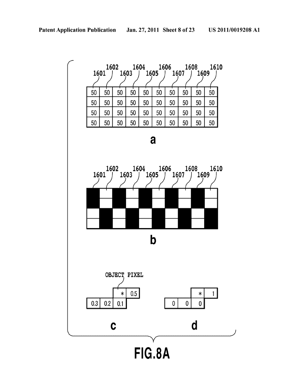 IMAGE DATA GENERATING APPARATUS, PRINTING APPARATUS, AND IMAGE DATA GENERATION METHOD - diagram, schematic, and image 09