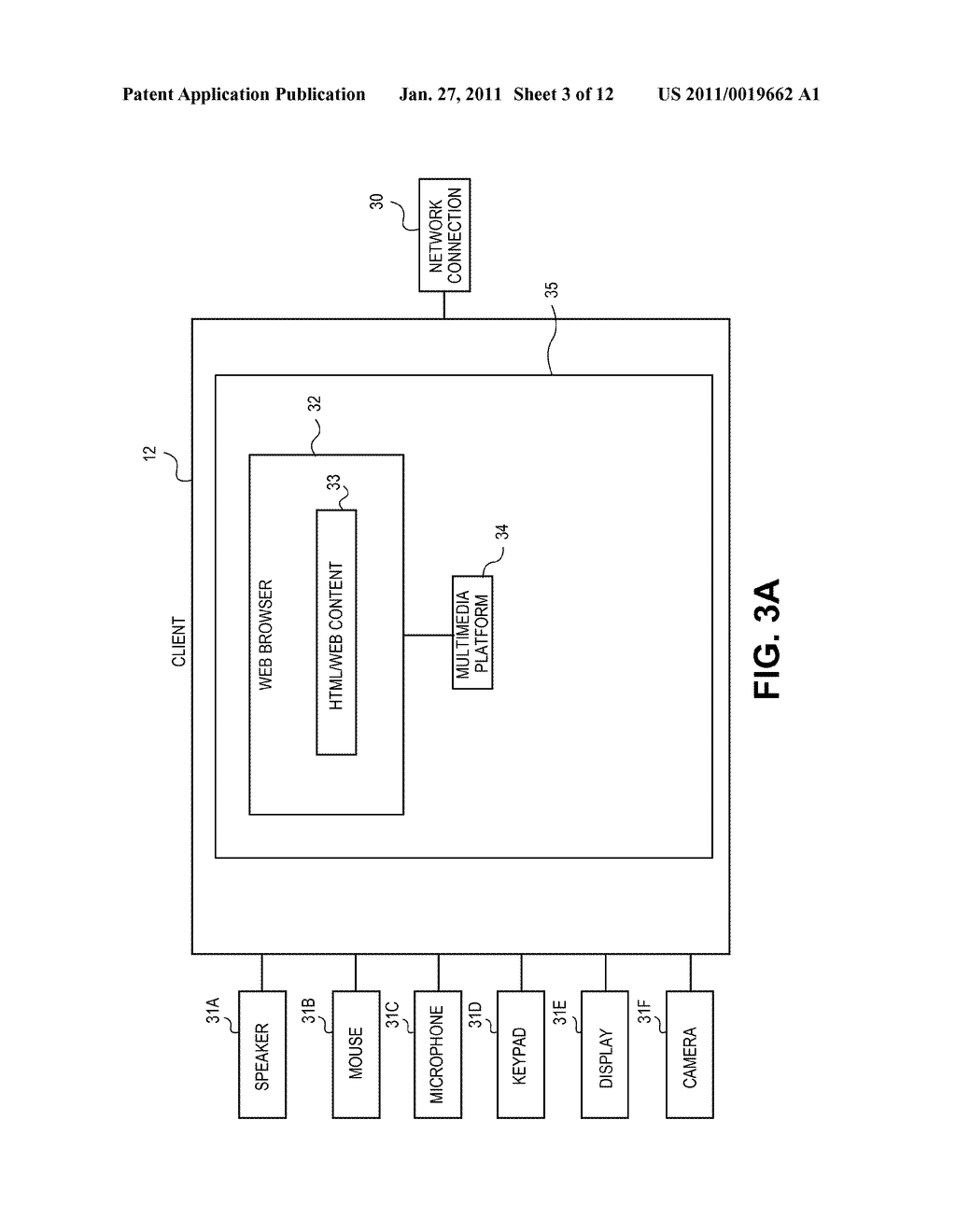 METHOD FOR DOWNLOADING AND USING A COMMUNICATION APPLICATION THROUGH A WEB BROWSER - diagram, schematic, and image 04