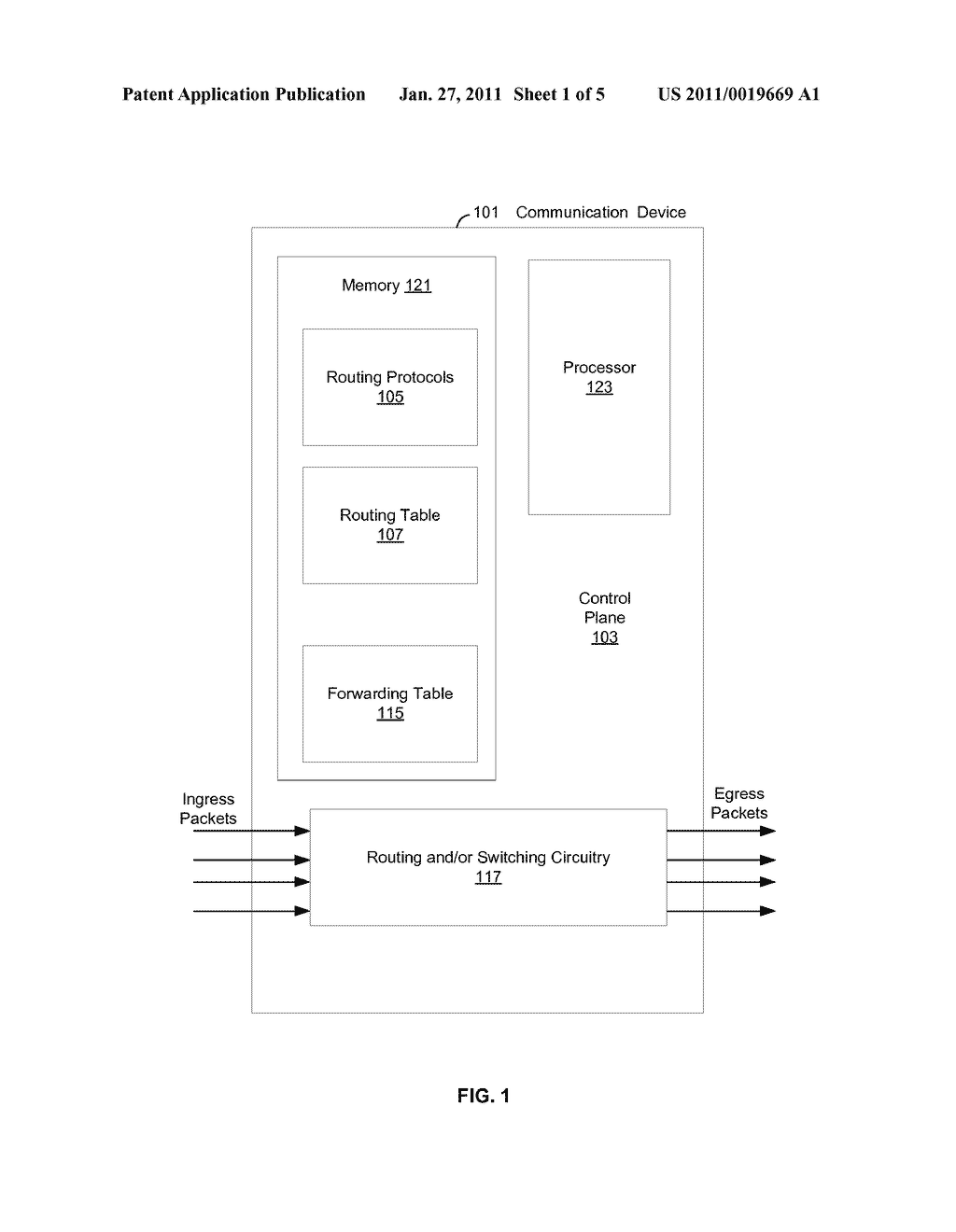 Method And System For Dynamic Routing And/Or Switching In A Network - diagram, schematic, and image 02