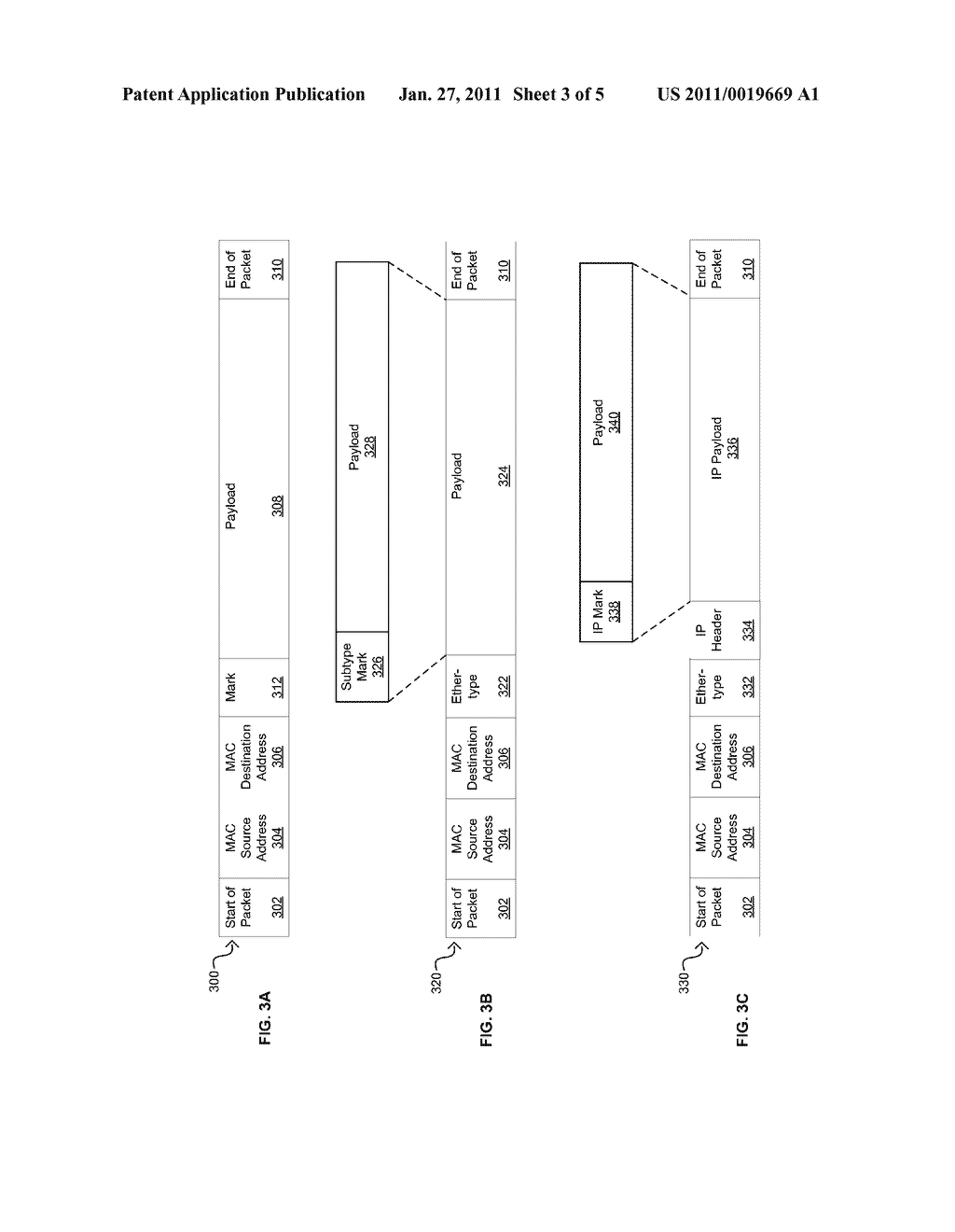 Method And System For Dynamic Routing And/Or Switching In A Network - diagram, schematic, and image 04