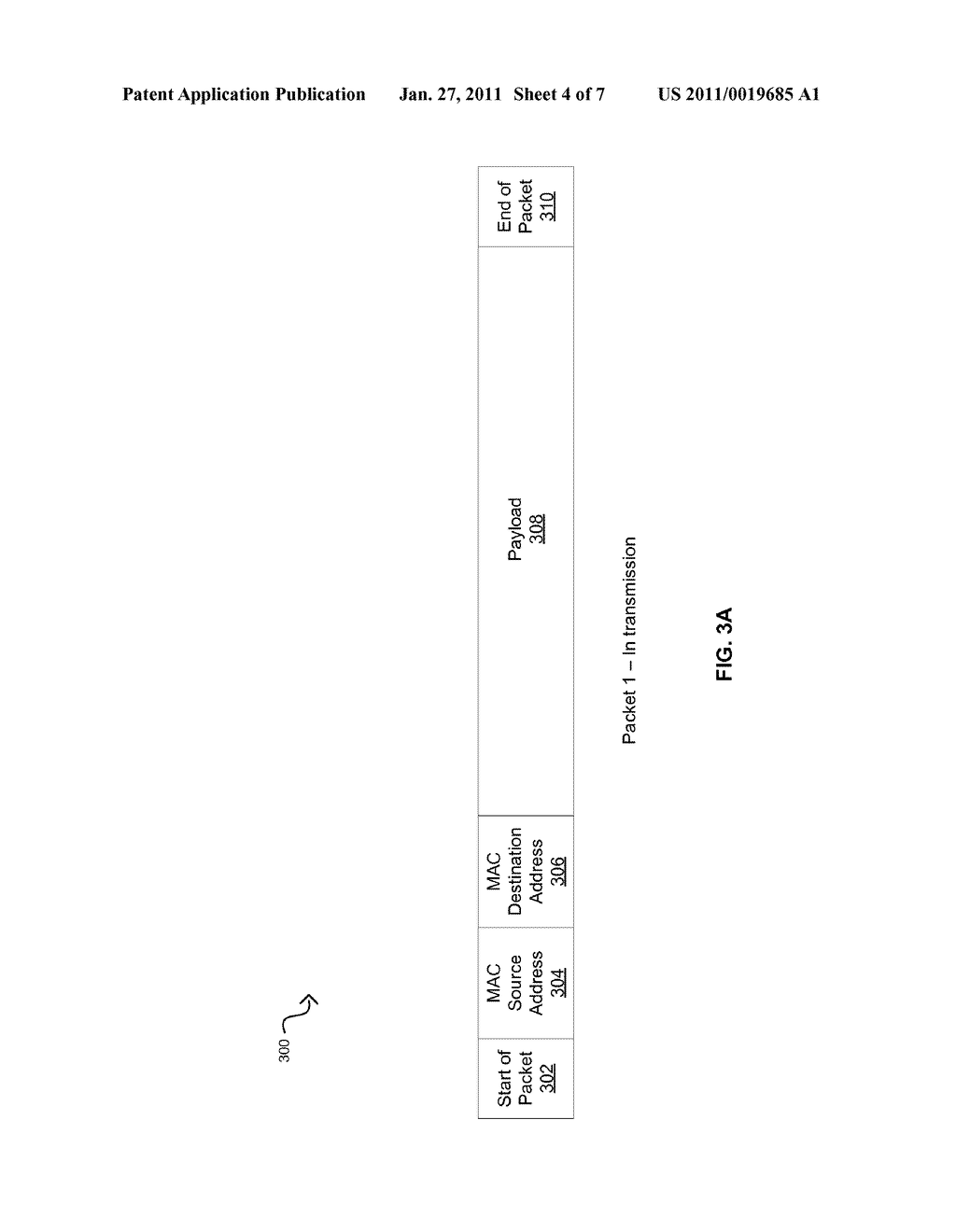 METHOD AND SYSTEM FOR PACKET PREEMPTION FOR LOW LATENCY - diagram, schematic, and image 05