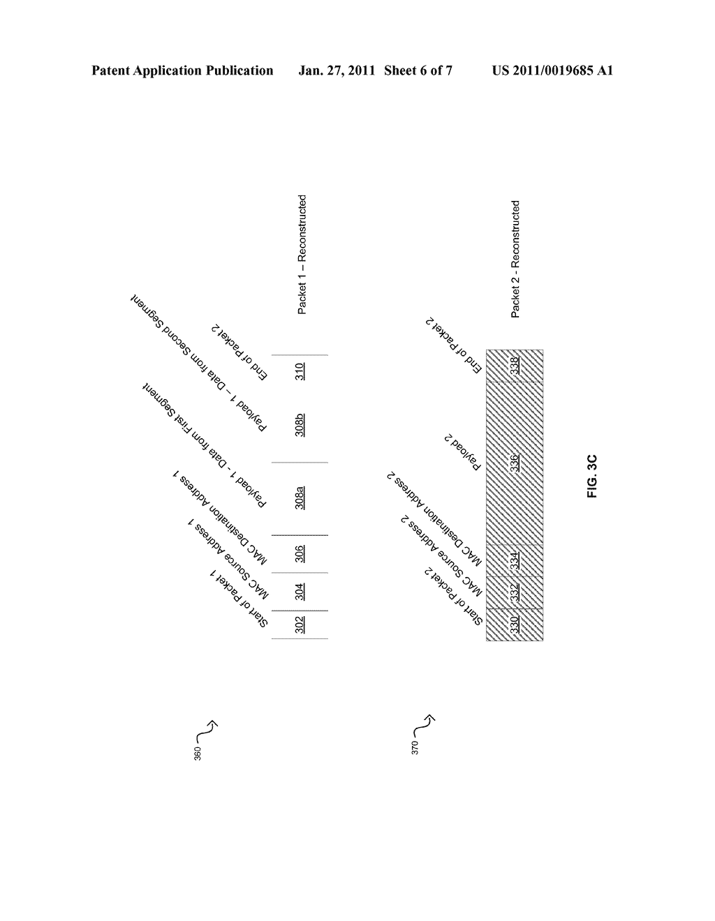 METHOD AND SYSTEM FOR PACKET PREEMPTION FOR LOW LATENCY - diagram, schematic, and image 07