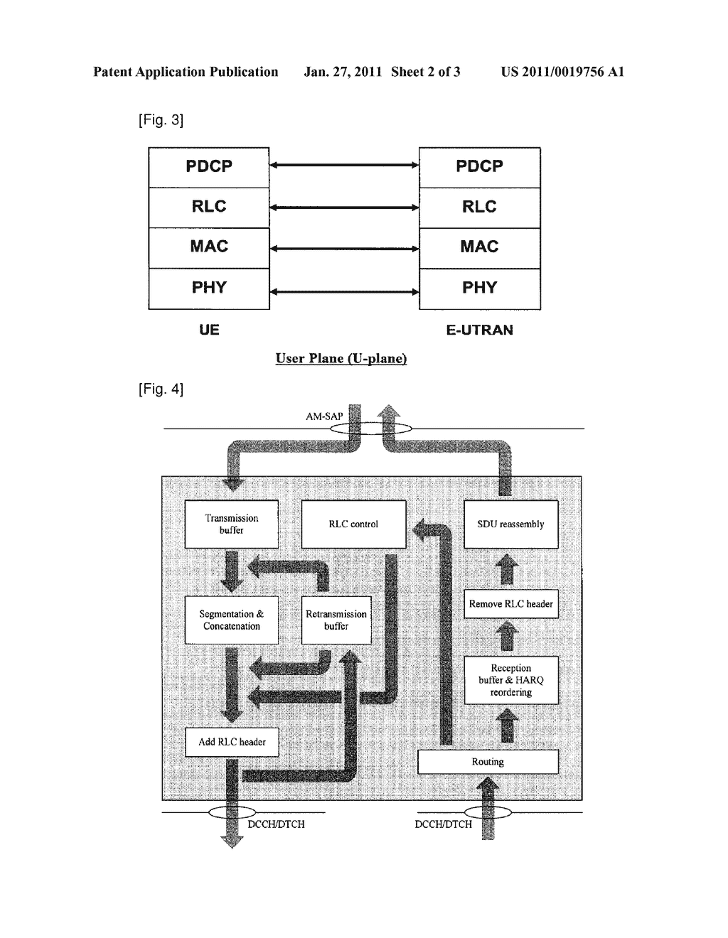 METHOD OF TRANSMITTING RLC DATA - diagram, schematic, and image 03