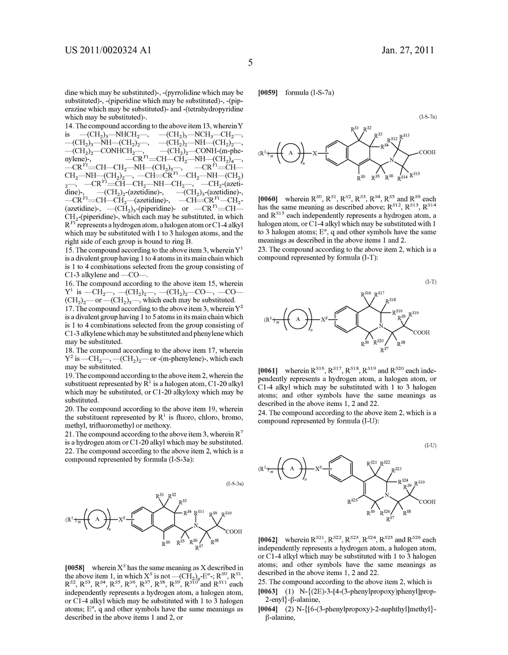 COMPOUND CAPABLE OF BINDING S1P RECEPTOR AND PHARMACEUTICAL USE THEREOF - diagram, schematic, and image 06