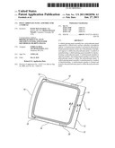 POLYCARBONATE PANEL ASSEMBLY FOR A VEHICLE diagram and image