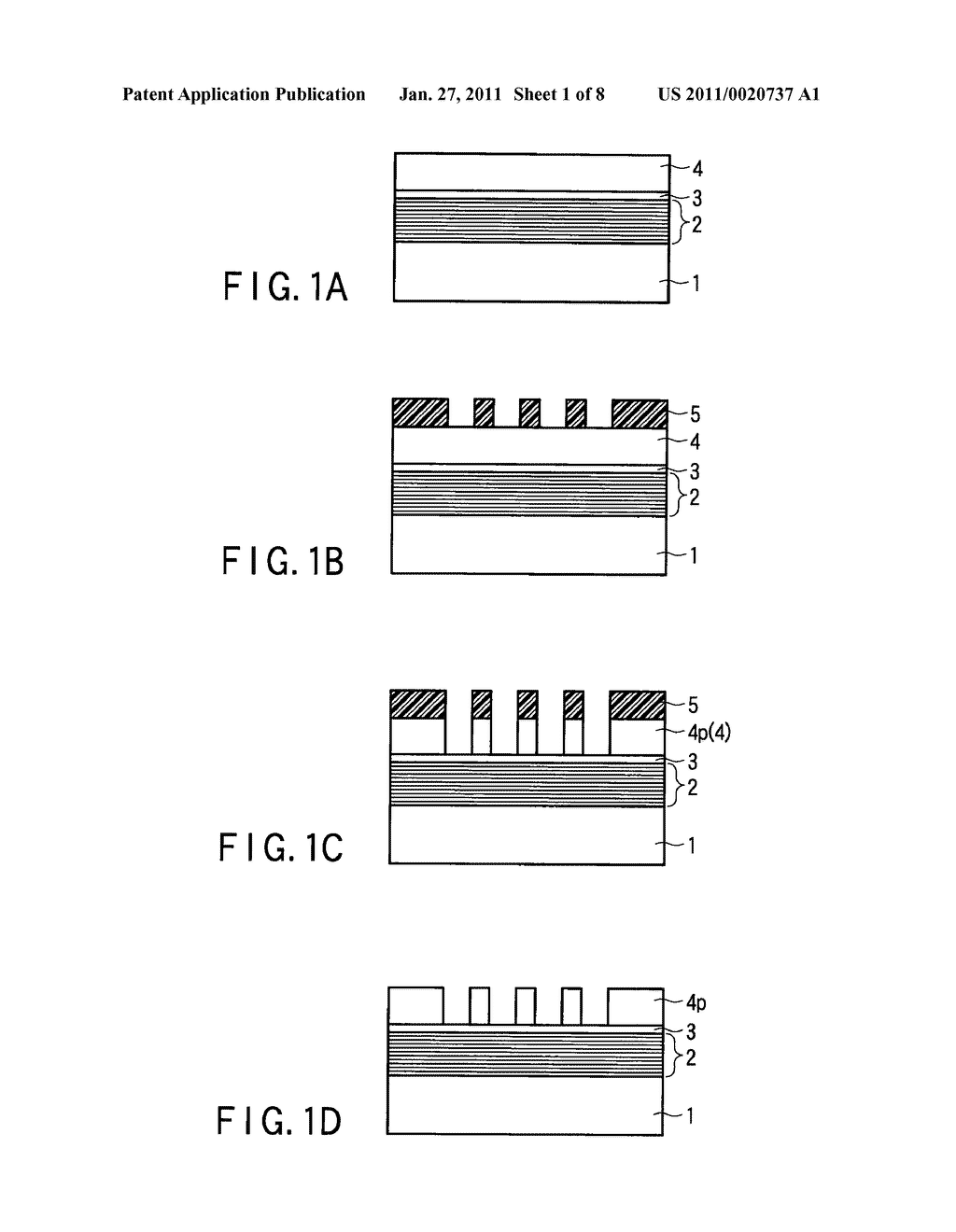 REFLECTION-TYPE EXPOSURE MASK AND METHOD OF MANUFACTURING A SEMICONDUCTOR DEVICE - diagram, schematic, and image 02