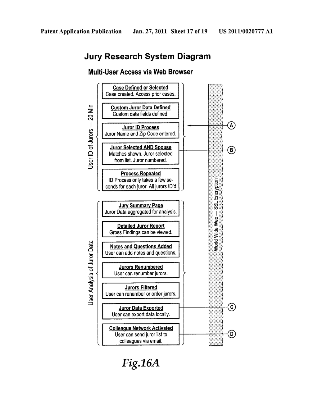 JURY RESEARCH SYSTEM - diagram, schematic, and image 18