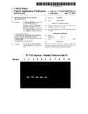 METHOD FOR THE DETECTION OF DIAGNOSTIC RNA diagram and image