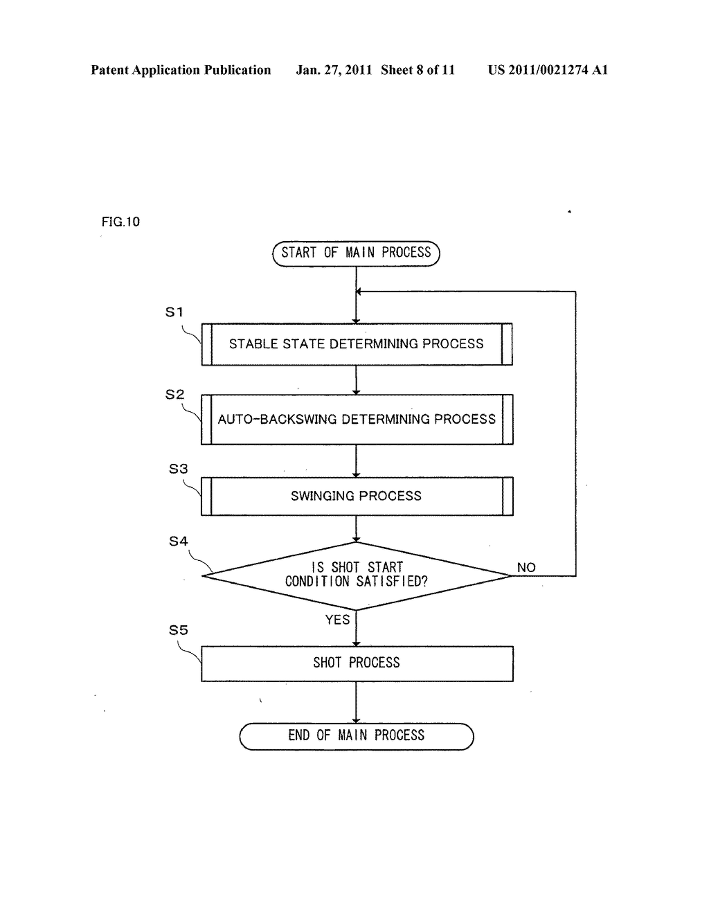 Game apparatus and recording medium recording game program for displaying a motion matching a player's intention when moving an input device - diagram, schematic, and image 09