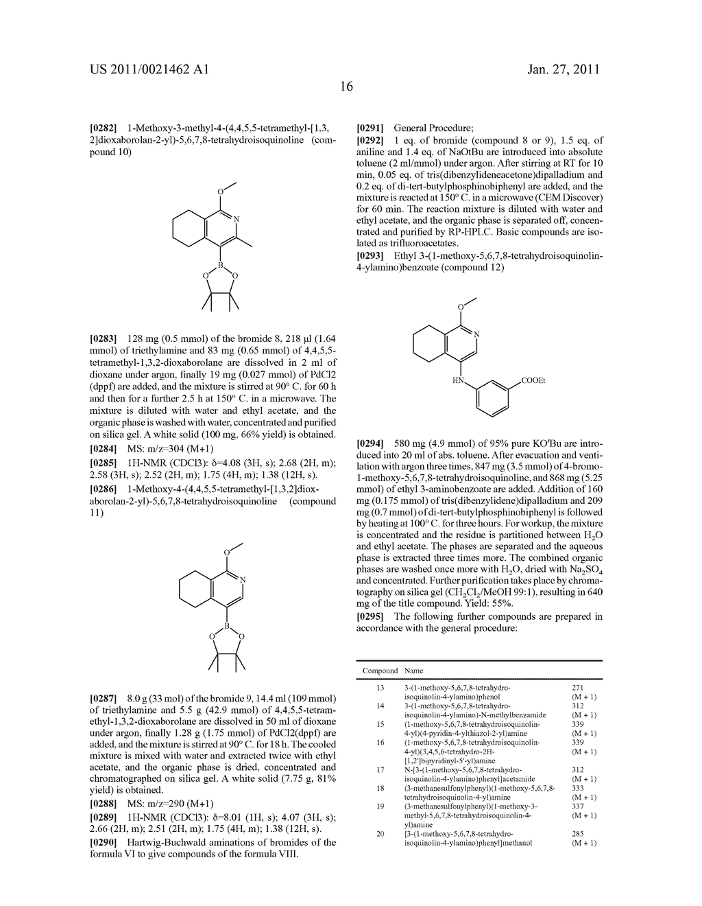 SUBSTITUTED TETRAHYDRO-2H-ISOQUINOLIN-1-ONE DERIVATIVES, AND METHODS FOR THE PRODUCTION AND USE THEREOF - diagram, schematic, and image 17