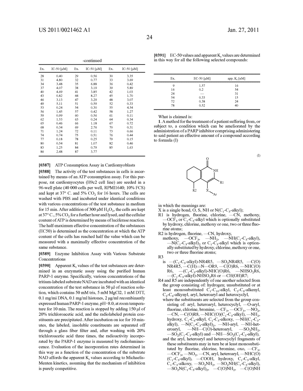 SUBSTITUTED TETRAHYDRO-2H-ISOQUINOLIN-1-ONE DERIVATIVES, AND METHODS FOR THE PRODUCTION AND USE THEREOF - diagram, schematic, and image 25
