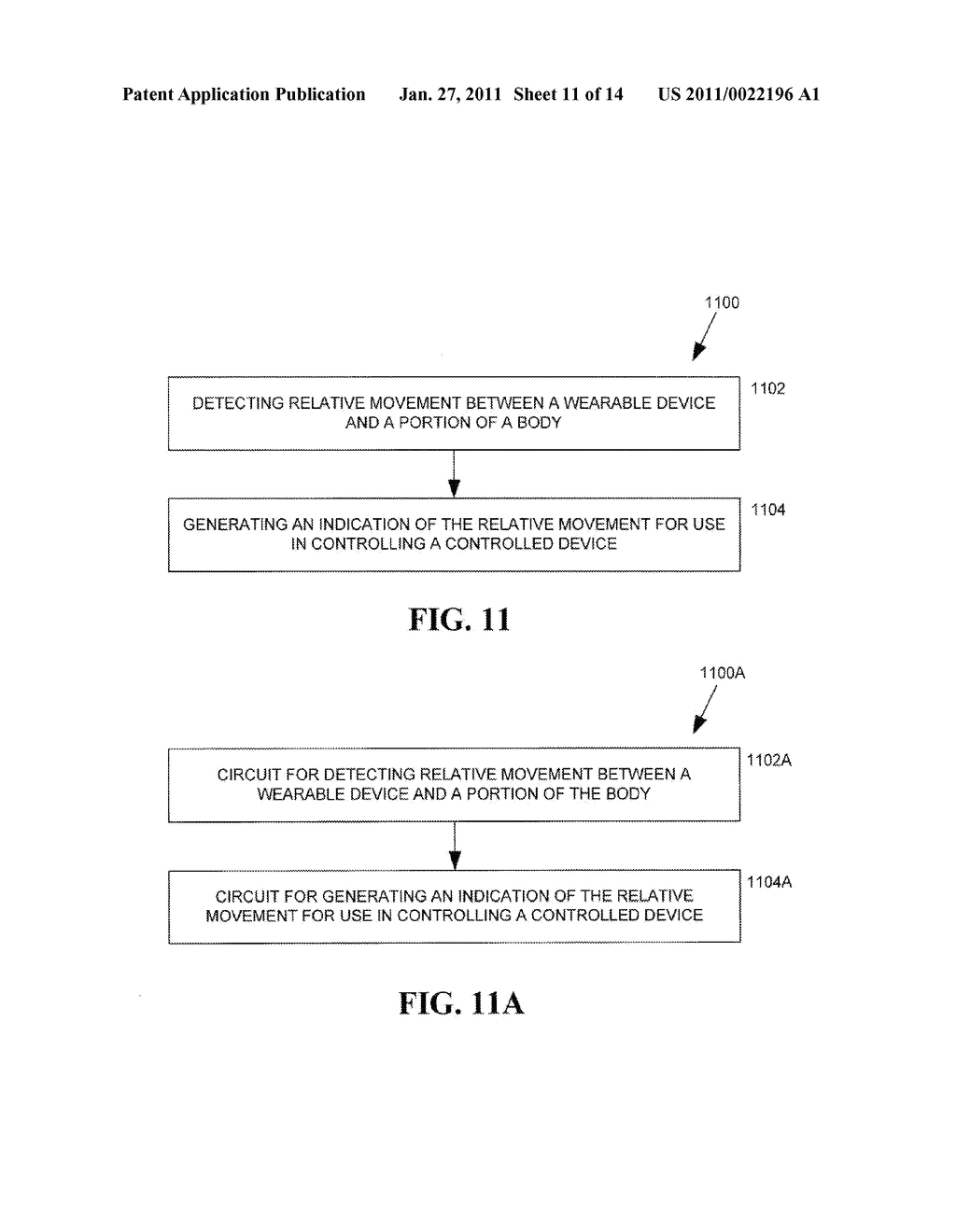 METHOD AND APPARATUS FOR DISTRIBUTED USER INTERFACES USING WEARABLE DEVICES TO CONTROL MOBILE AND CONSUMER ELECTRONIC DEVICES - diagram, schematic, and image 12