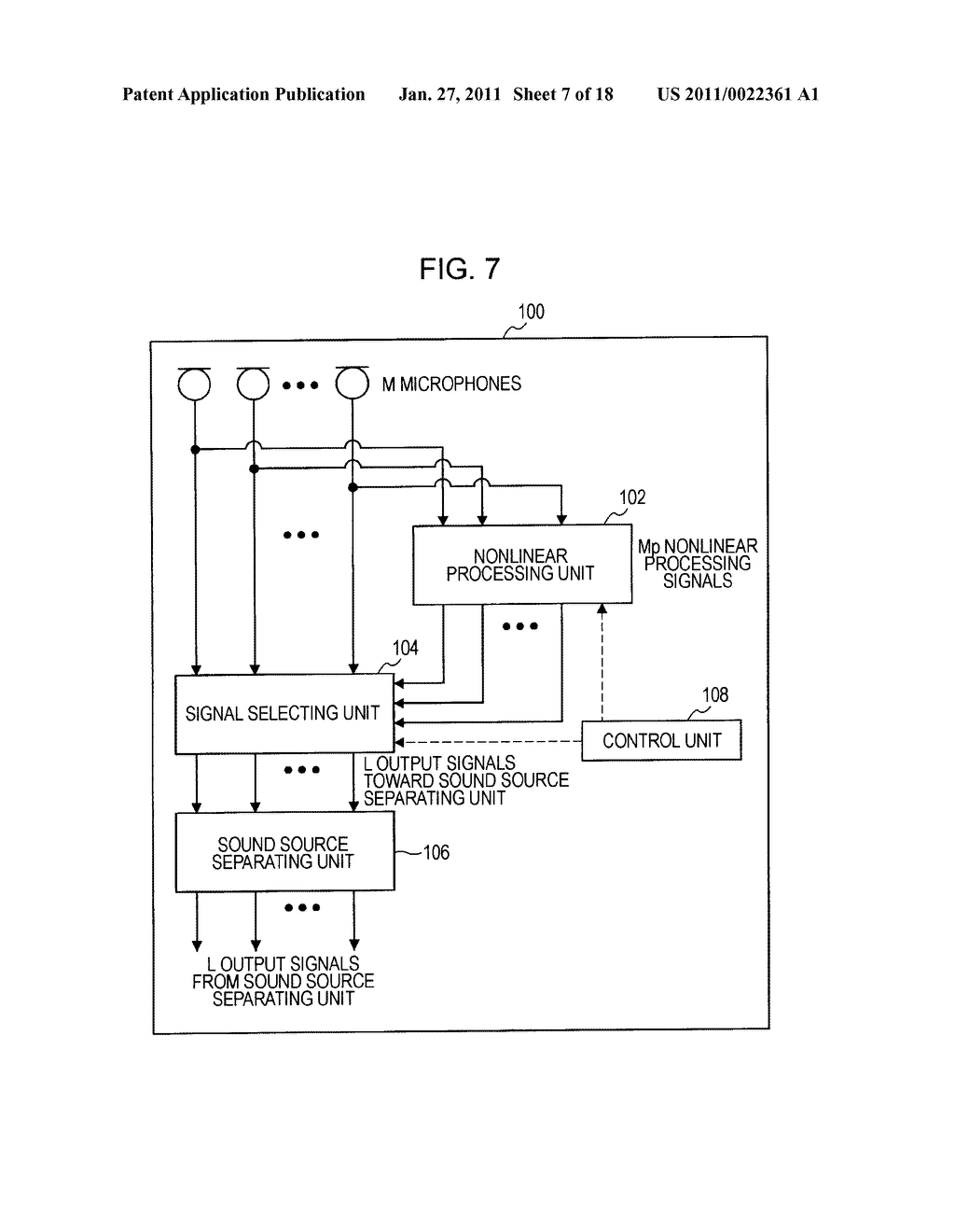 SOUND PROCESSING DEVICE, SOUND PROCESSING METHOD, AND PROGRAM - diagram, schematic, and image 08