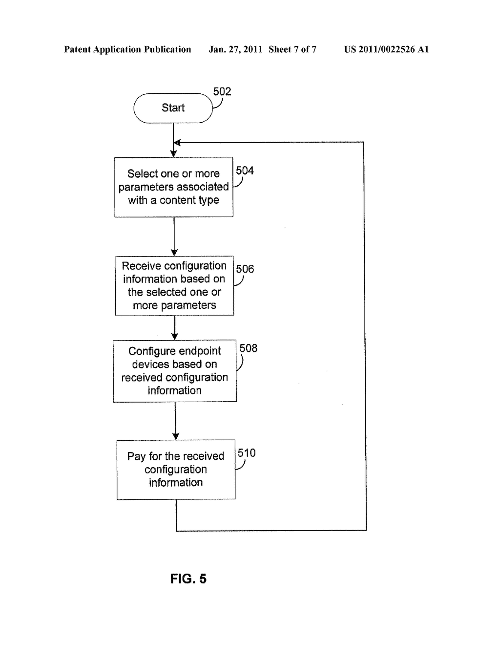 Method and System for Content Selection, Delivery and Payment - diagram, schematic, and image 08