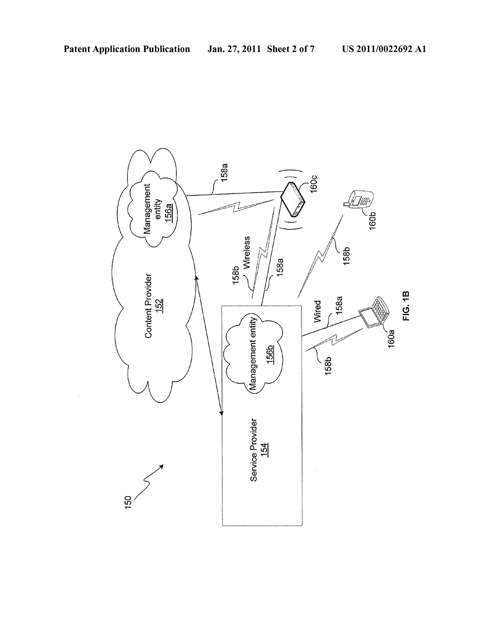 METHOD AND SYSTEM FOR DETERMINING AND CONTROLLING USER EXPERIENCE IN A NETWORK - diagram, schematic, and image 03