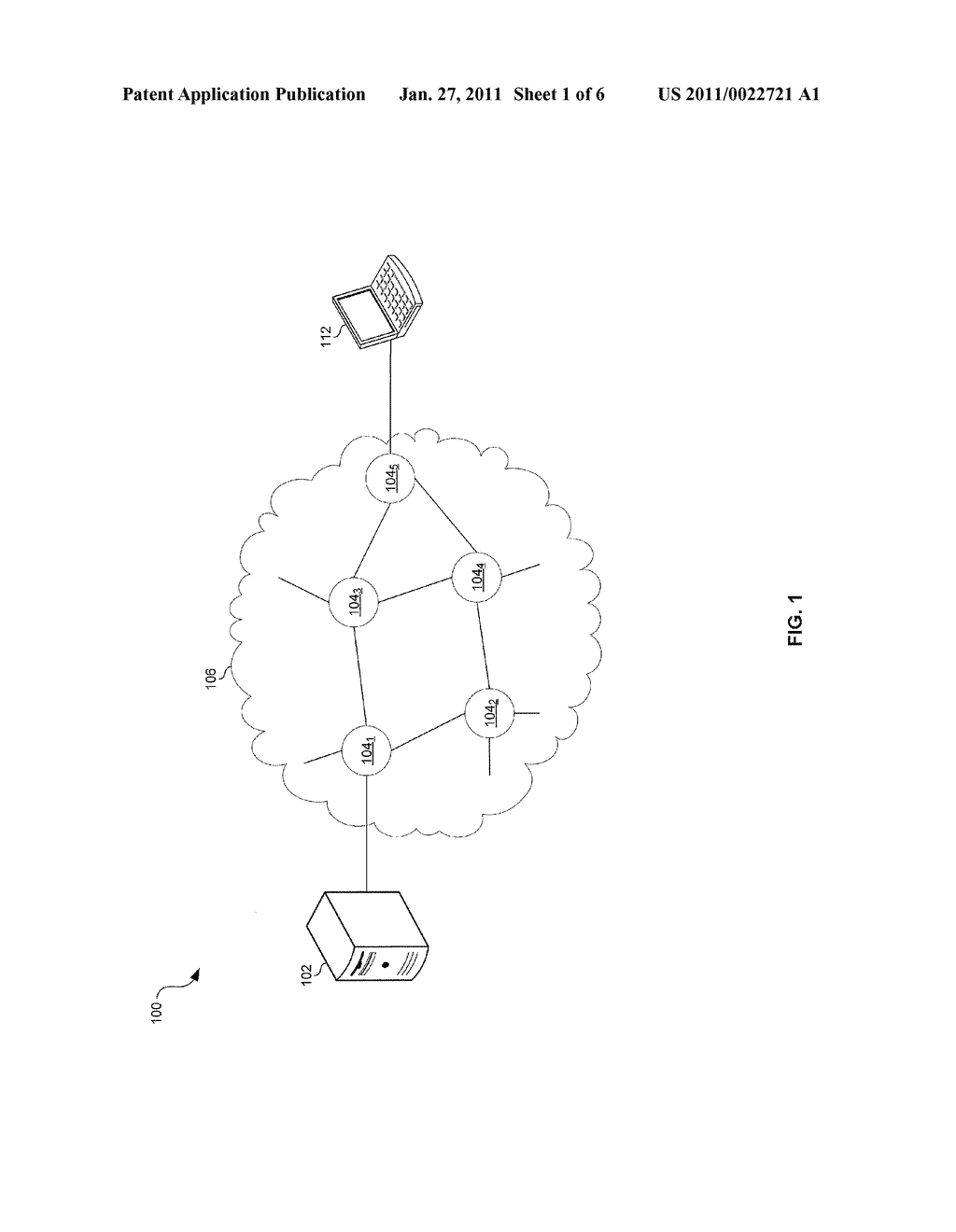 METHOD AND SYSTEM FOR PACKETIZING DATA FOR SERVICING TRAFFIC END-TO-END - diagram, schematic, and image 02