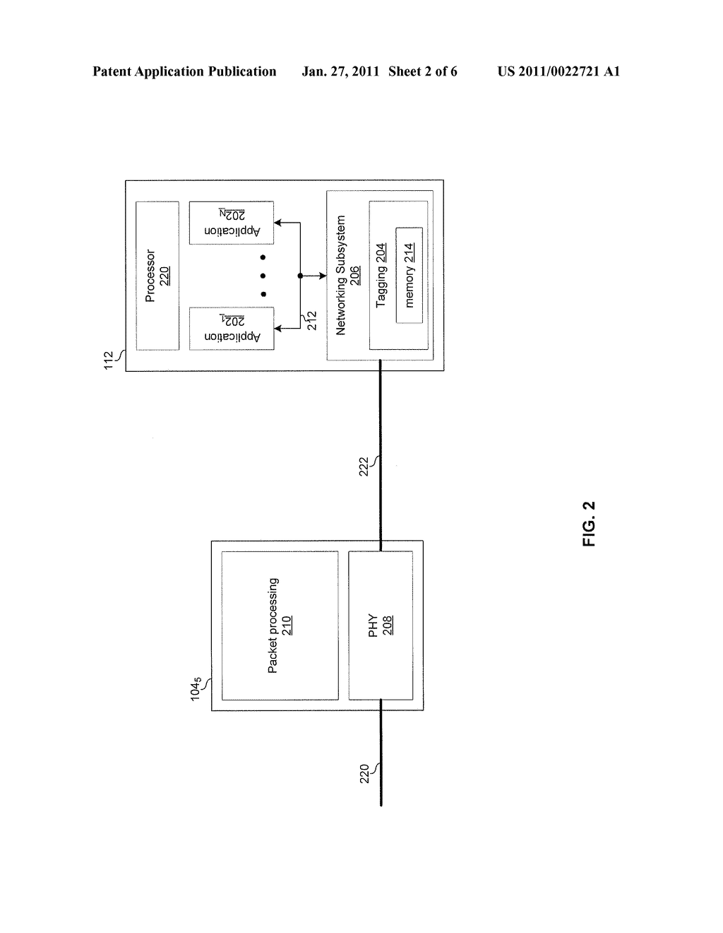 METHOD AND SYSTEM FOR PACKETIZING DATA FOR SERVICING TRAFFIC END-TO-END - diagram, schematic, and image 03