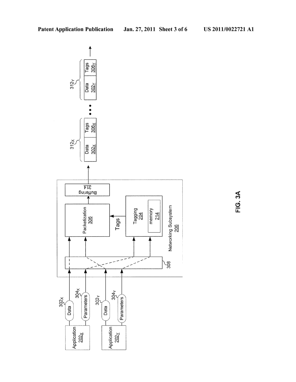 METHOD AND SYSTEM FOR PACKETIZING DATA FOR SERVICING TRAFFIC END-TO-END - diagram, schematic, and image 04
