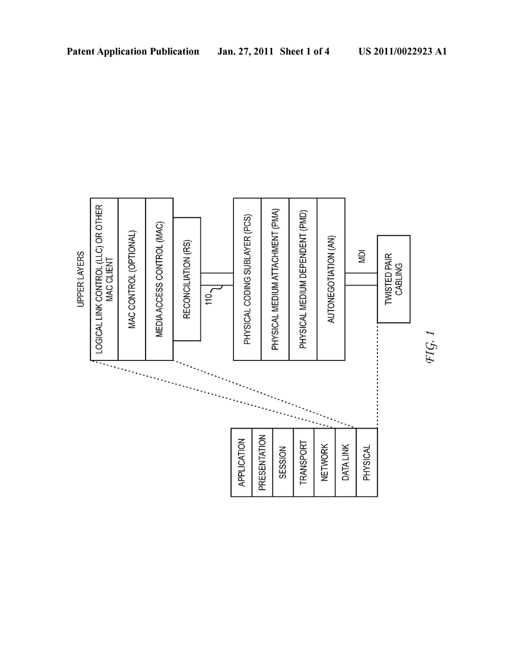 System and Method for Achieving Greater Than 10 Gbit/s Transmission Rates for Twisted Pair Physical Layer Devices - diagram, schematic, and image 02