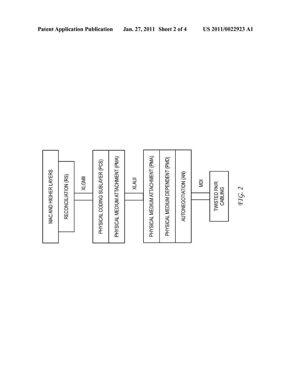 System and Method for Achieving Greater Than 10 Gbit/s Transmission Rates for Twisted Pair Physical Layer Devices - diagram, schematic, and image 03