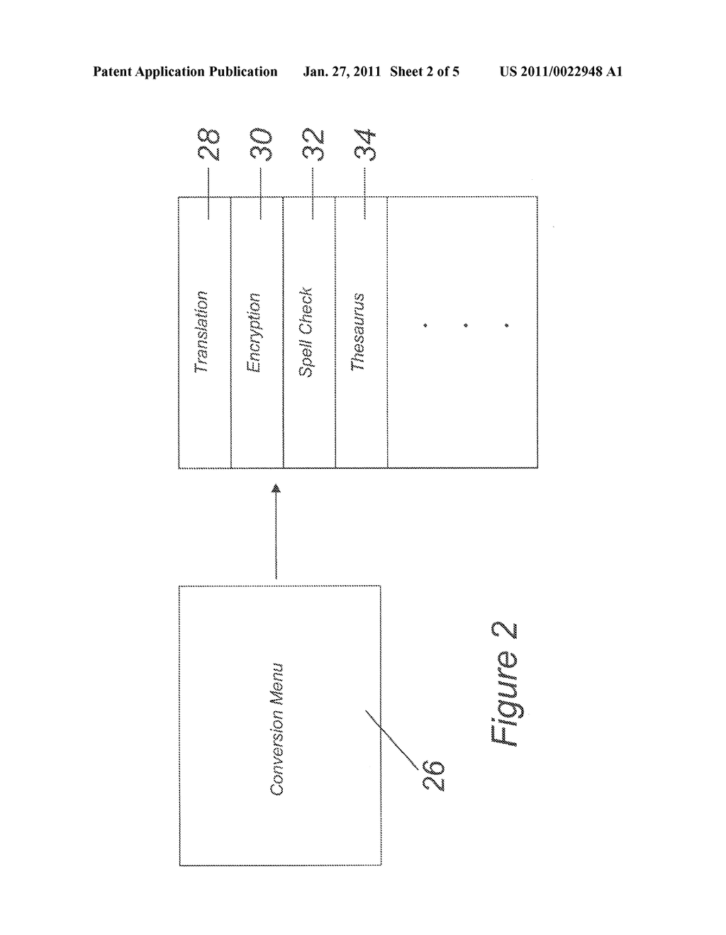 METHOD AND SYSTEM FOR PROCESSING A MESSAGE IN A MOBILE COMPUTER DEVICE - diagram, schematic, and image 03