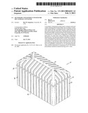 Secondary containment system for DEF storage container diagram and image