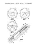 Handheld device holder for vehicle s steering wheel diagram and image