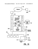 Check accepting and cash dispensing automated banking machine system and method diagram and image