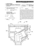 Irrigation Sprinkler with Captive Nozzle Retention Screw diagram and image